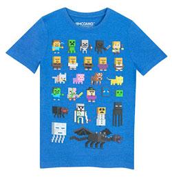 Minecraft azul