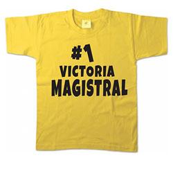 #1 Victoria Magristral