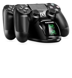 Estación de Carga mandos PS4