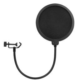 InnoGear Filtro Pop de Micrófono con Doble Capa