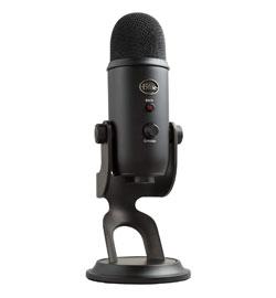 Blue Microphones Yeti para grabación y streaming