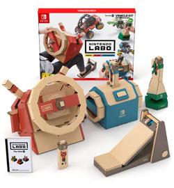 Nintendo Switch Toy-Con de cartón