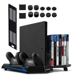 Soporte con ventiladores PS4